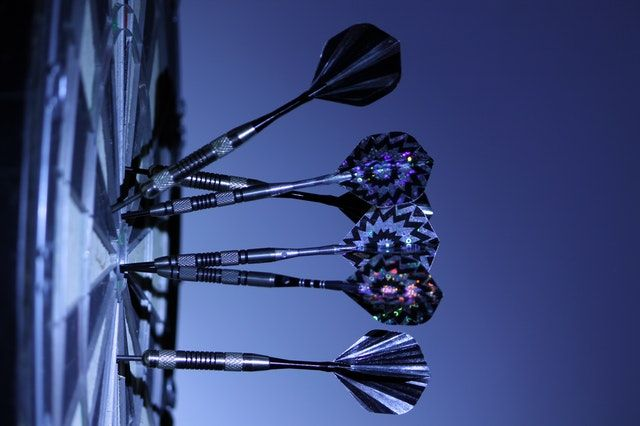 If traditional marketing is like fishing with a net, ABM is like a game of darts.