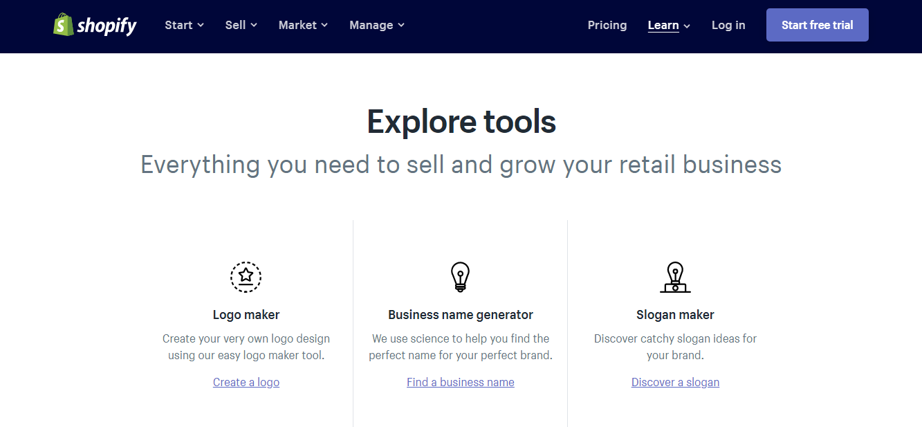 Small but Essential - Free online tools for Marketers