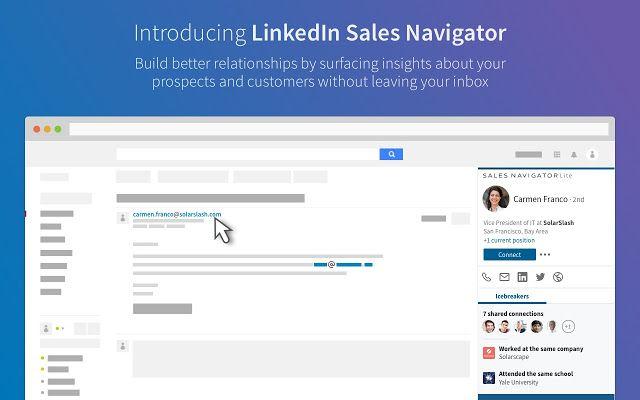 LinkedIn Sales Navigator- Lead generation has never been easier!
