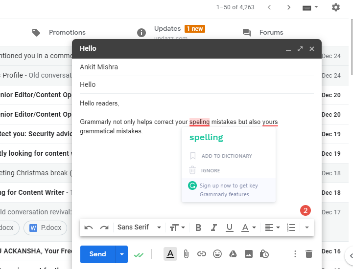 Grammarly-Chrome-Extensions-For-Sales