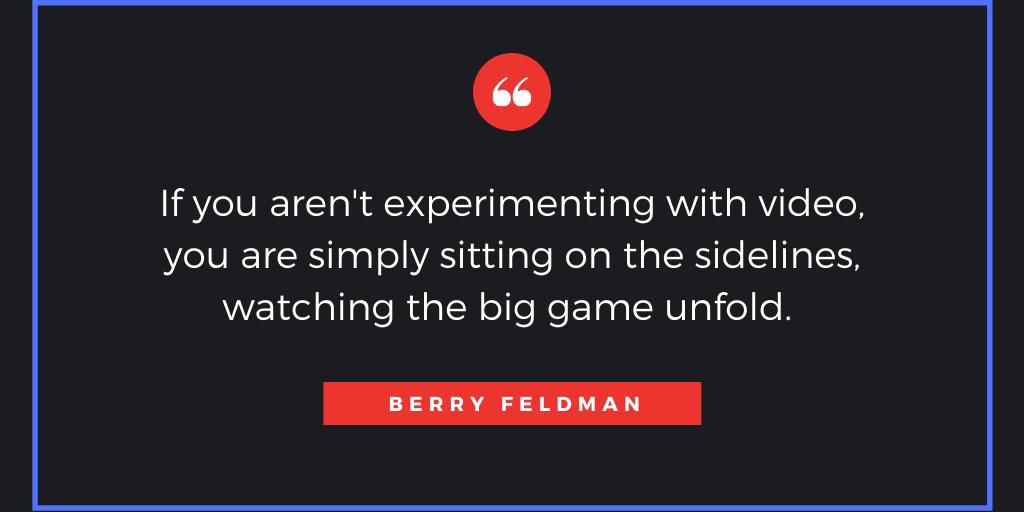 Berry feldman quote