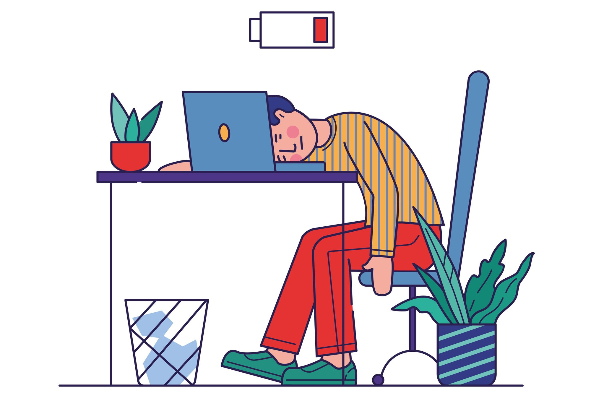 Workplace Fatigue and Employee Burnout
