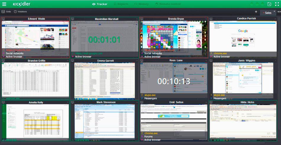 kickidler-employee-monitoring-software